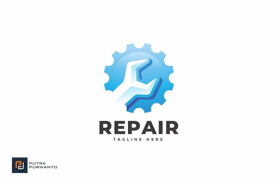 Repair - Logo Template