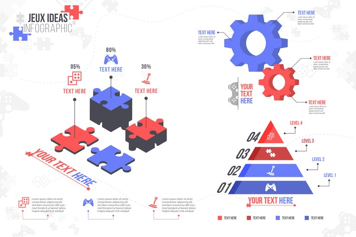Thumbnail for Jeux Ideas - Infographic