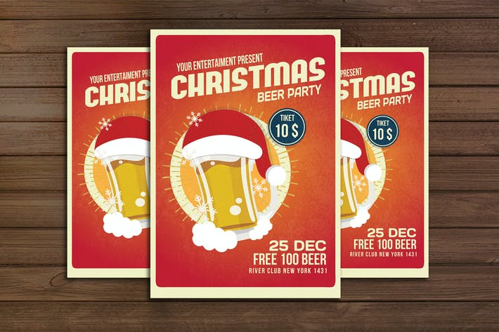 Thumbnail for Christmas Beer Party