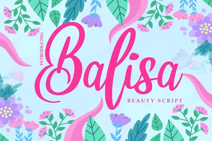Thumbnail for Balisa Beauty Script