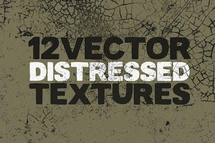 Vektor texturen, 12 Stück