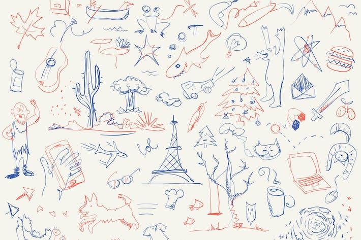Thumbnail for Amateur Doodles