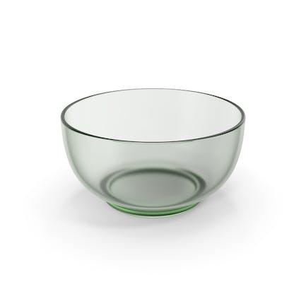 Glass Food Bowl