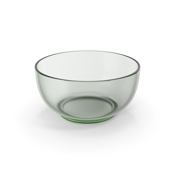 Glass Food Bowl
