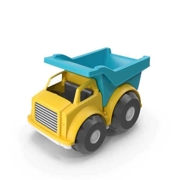 Thumbnail for Toy Dump Truck