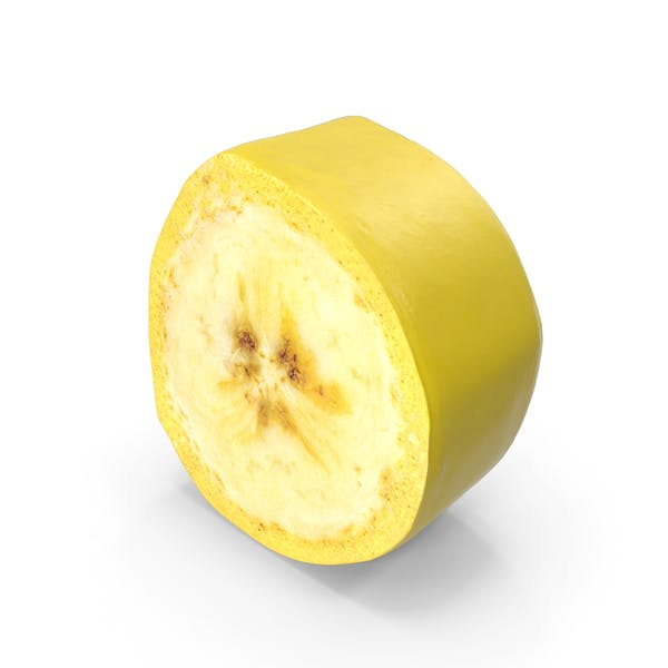 Bananenring Stück