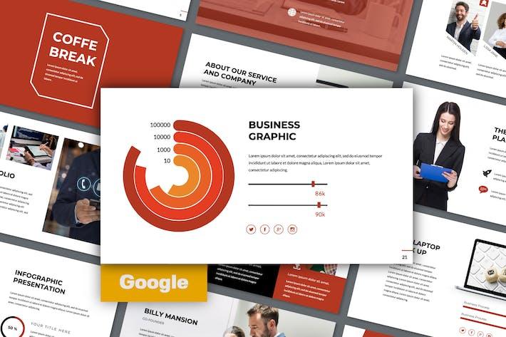 Thumbnail for Business Google Slide Template