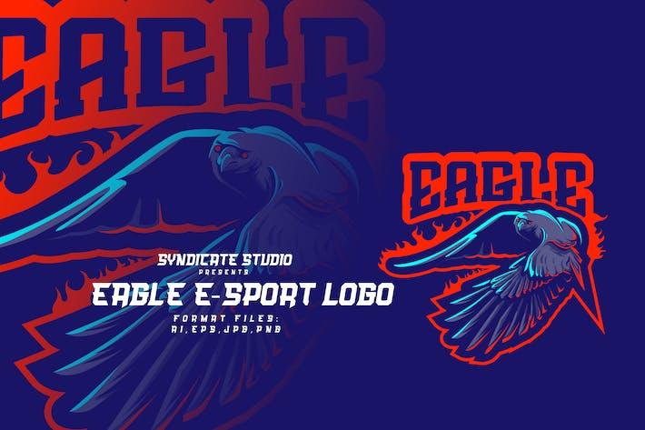 Thumbnail for EAGLE E-sport Logo