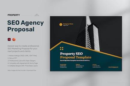 Property SEO Proposal - Landscape