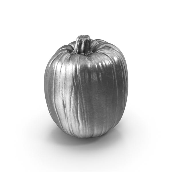 Thumbnail for Silver Pumpkin