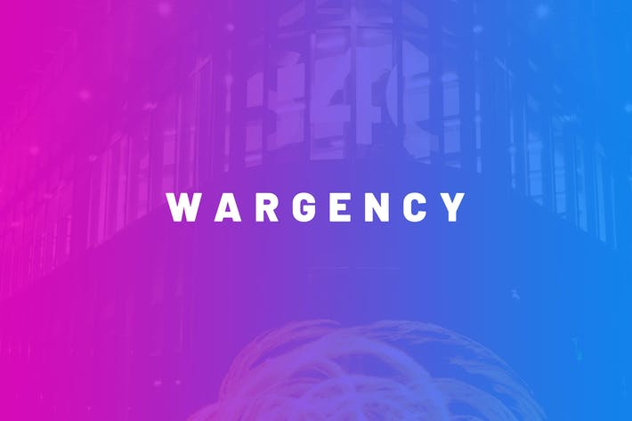 Thumbnail for Wargency - Onepage Creative Agency Site Template
