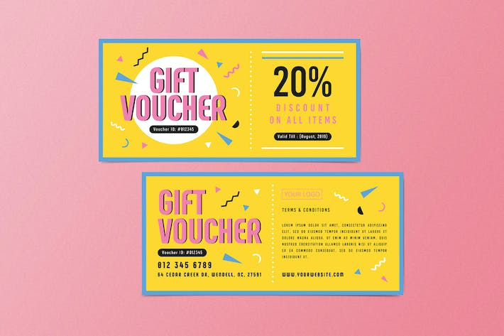 Thumbnail for Summer Gift Voucher