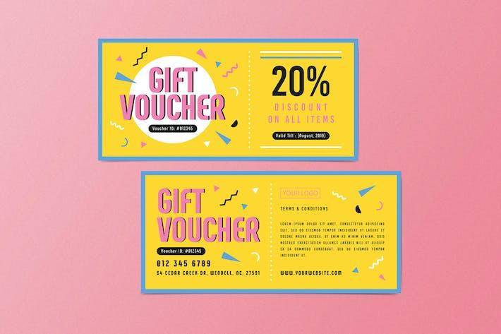 Cover Image For Summer Gift Voucher