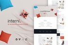 Interni 3D Interior Design Studio WordPress Theme