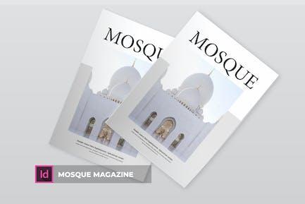 Mosque | Magazine Template