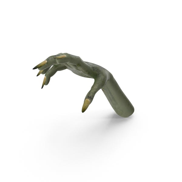 Thumbnail for Creature Hand Reaching