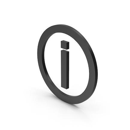 Symbol Inverted Exclamation Mark Black