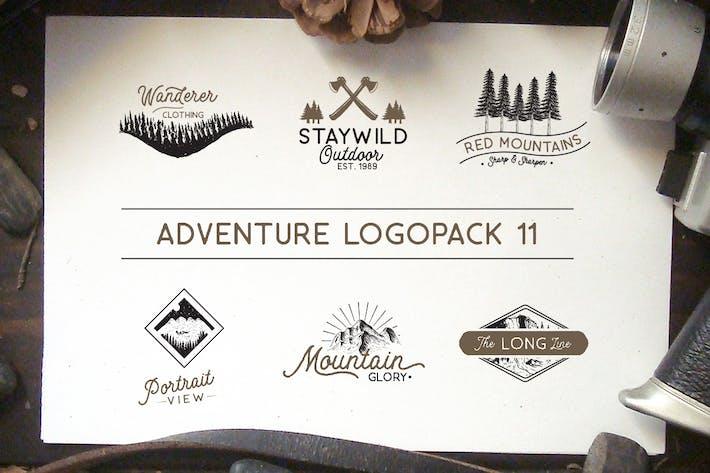 Thumbnail for Adventure Logopack Vol. 11