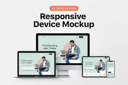 Responsive Device Mockup 1.0