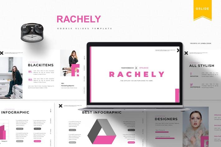 Rachely | Google Slide Template