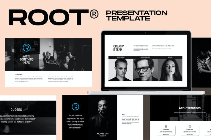 ROOT - Business Corporate Powerpoint