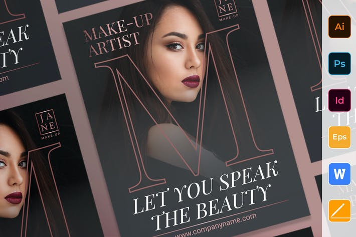 Thumbnail for Makeup Artist Poster