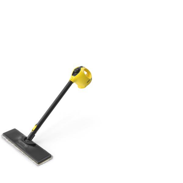 Handheld Steam Cleaner Short Mop Karcher Fur