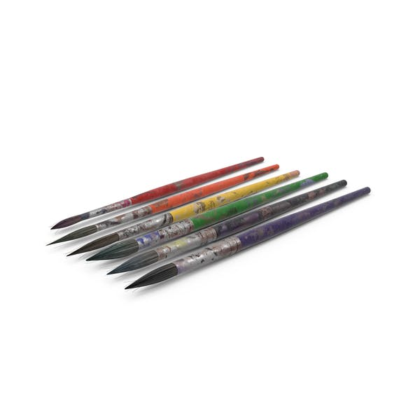 Cover Image for Paint Brushes