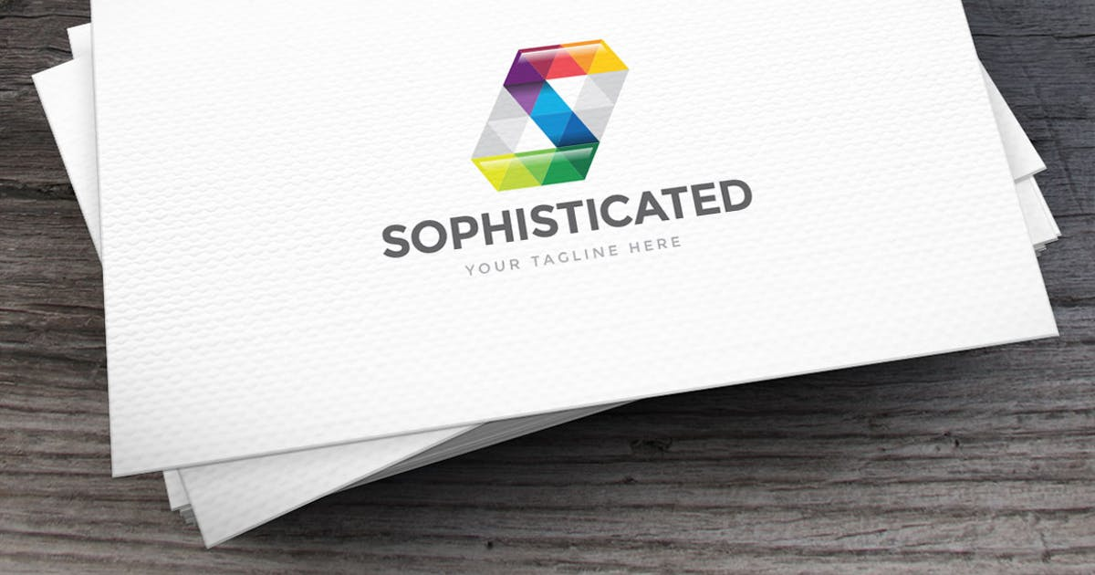 Sophisticated Letter S Logo Template by empativo