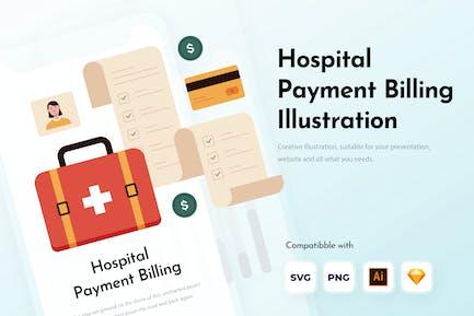Rechnungsstellung für Krankenhäuser