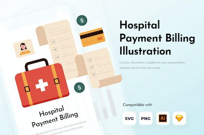 Hospital Payment Billing