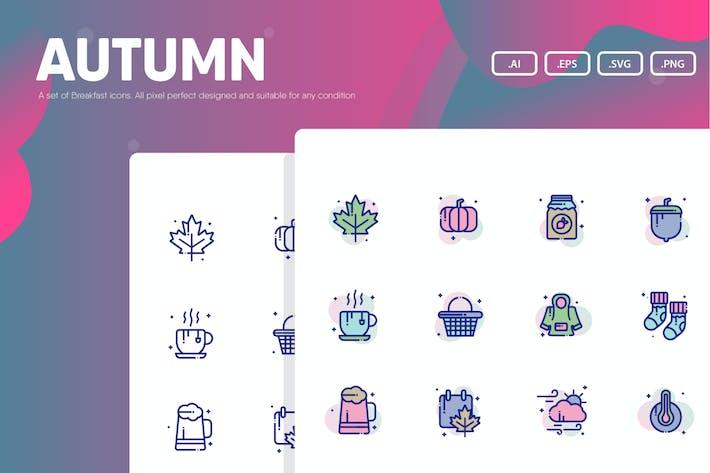 Thumbnail for Autumn Icon Pack