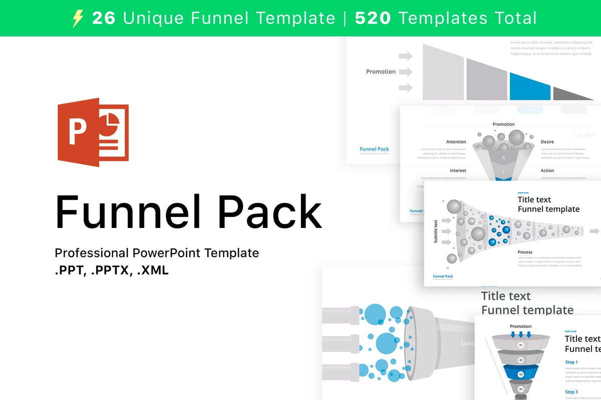 Funnel Pack By Site2max On Envato Elements