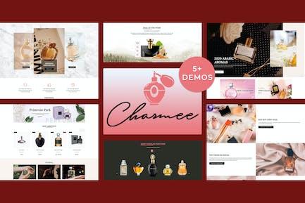 Charmee - Perfume And Cosmetics Shopify Theme