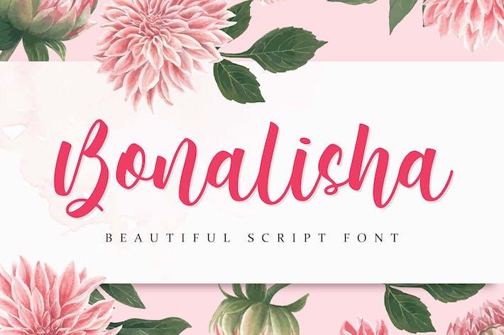 Thumbnail for Bonalisha - Beautiful Script