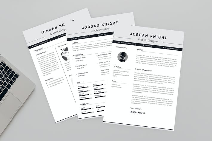 Cover Image For Understand Resume Designer