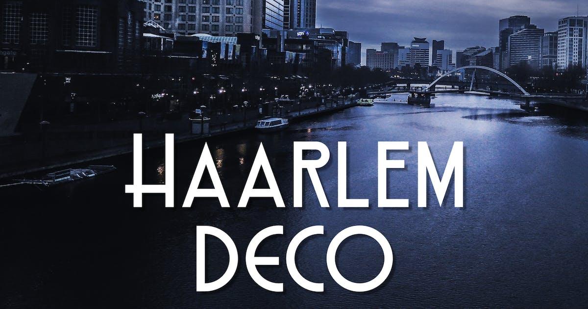 Download Haarlem Deco by twicolabs