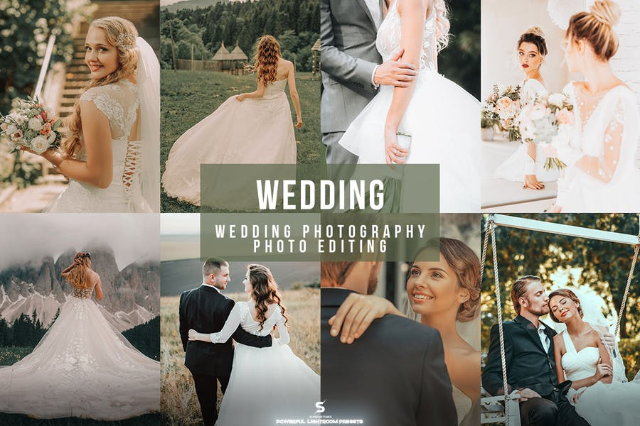 Wedding Photography Photo Editing