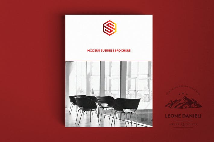 Thumbnail for Red - Business Brochure
