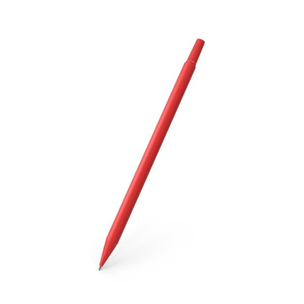 Red Pen No Cap