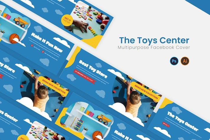 Thumbnail for Toys Center Facebook Cover