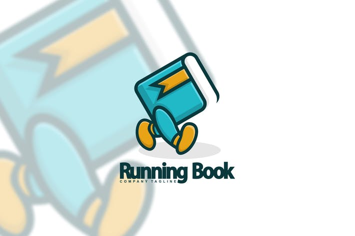 Cover Image For Running Book