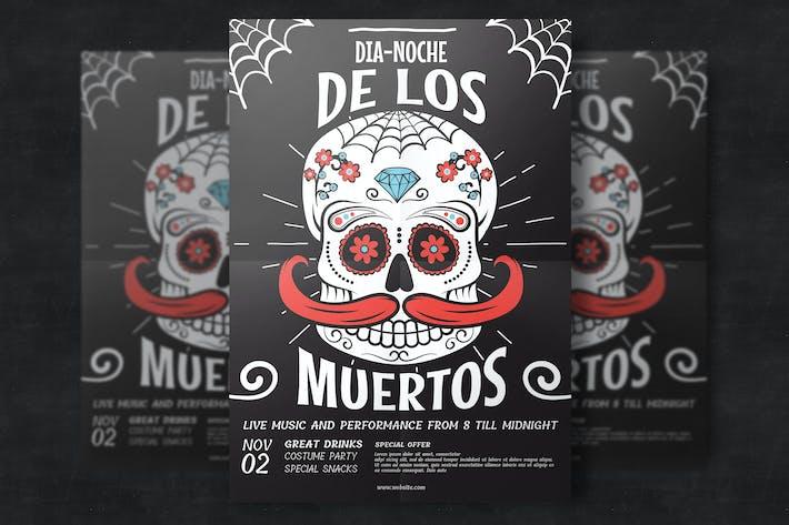 Thumbnail for Dia De Los Muertos Poster