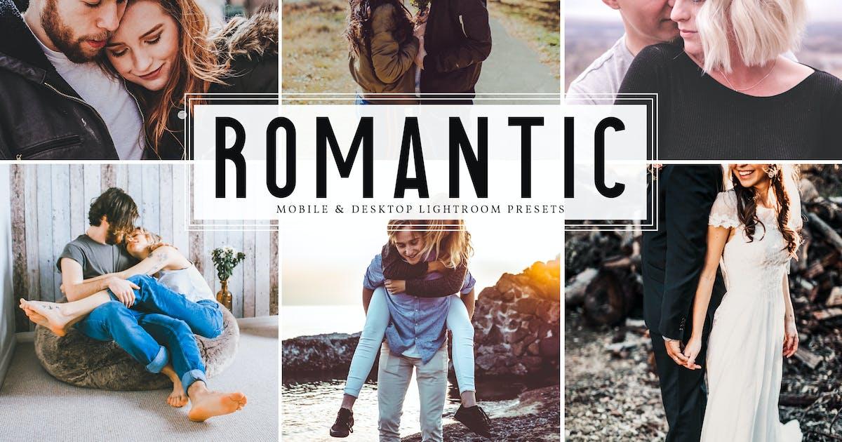 Download Romantic Mobile & Desktop Lightroom Presets by creativetacos