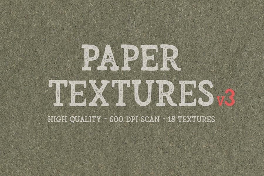 18 Paper Textures v3