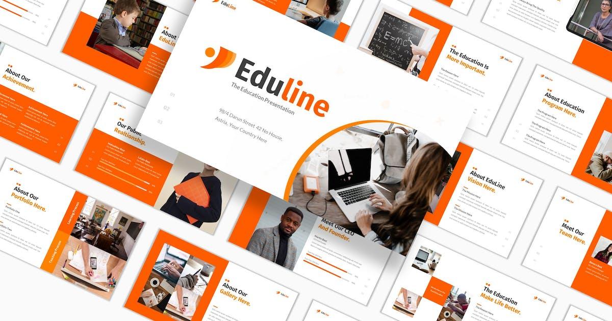 Download Eduline Education - PowerPoint by Krakenbox