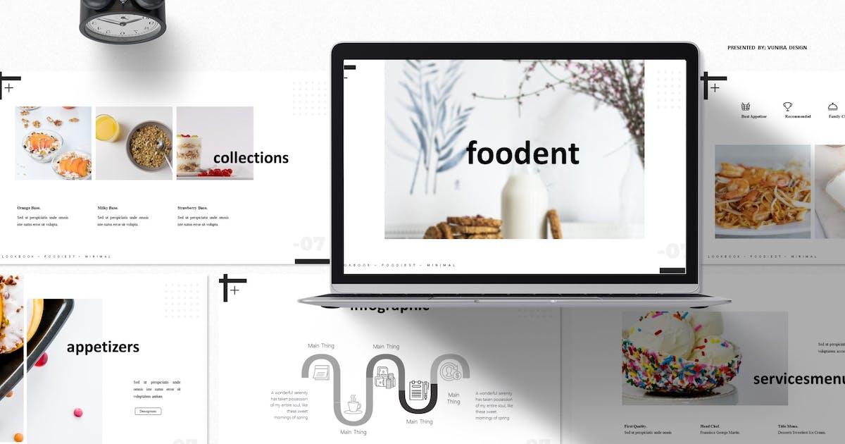 Download Foodent   Google Slides Template by Vunira