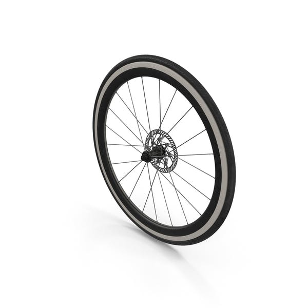 Bicycle Front Wheel
