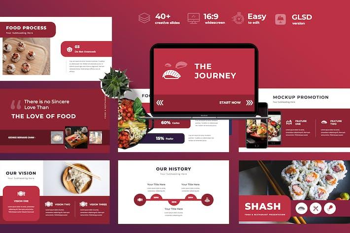 Thumbnail for Shash - Business Google Slides Presentation