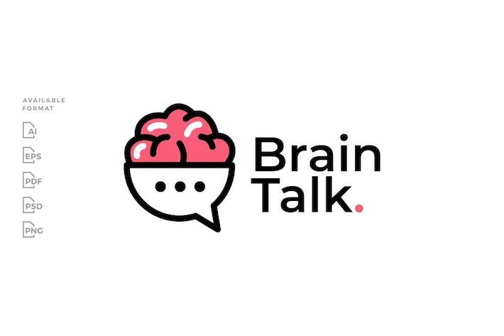 Brain Talk Logo